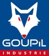 LOGOTYPE GOUPIL RECTANGLE SEUL - Copie